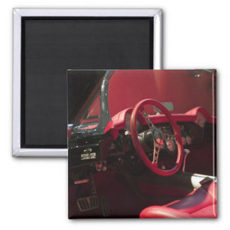 USA, Kentucky, Bowling Green: National Corvette Magnet