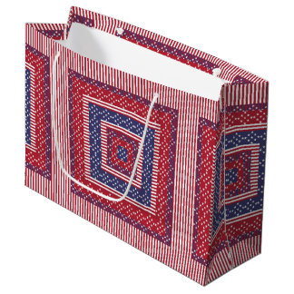 USA LARGE GIFT BAG