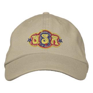 USA Logo Embroidered Baseball Caps