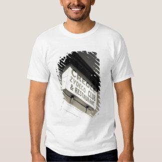USA, Louisiana, Henderson. Creole Zydeco Music T-shirts