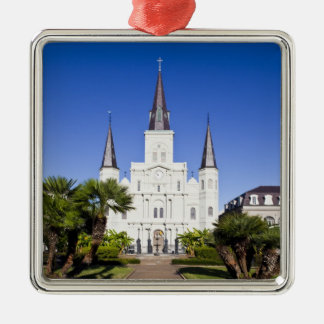USA, Louisiana, New Orleans. French Quarter, Metal Ornament