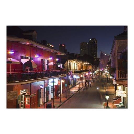 USA, Louisiana, New Orleans. French Quarter, Photo Art