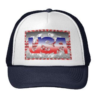 USA Love Patch Cap