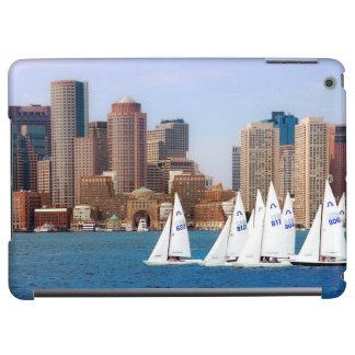 USA, Massachusetts. Boston Waterfront Skyline 4