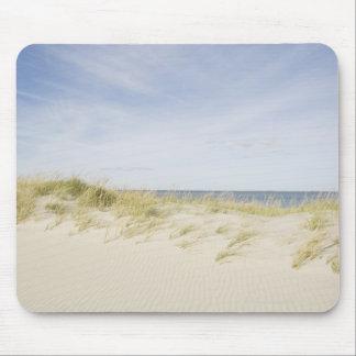 USA, Massachusetts, Cape Cod, Nantucket, sandy Mouse Pad