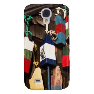 USA, Massachusetts, Gloucester, Lobster Buoys 2 Samsung Galaxy S4 Case