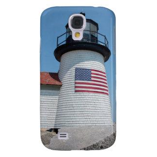 USA, Massachusetts, Nantucket. Brant Point Samsung Galaxy S4 Cover