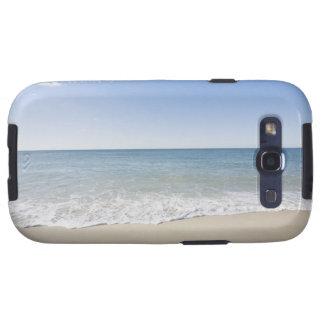 USA, Massachusetts, Waves at sandy beach 2 Samsung Galaxy SIII Cover