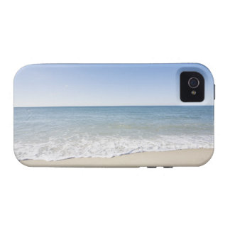 USA, Massachusetts, Waves at sandy beach 2 iPhone 4 Covers