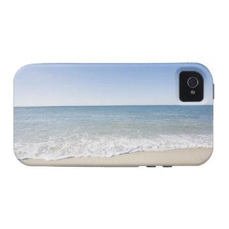 USA, Massachusetts, Waves at sandy beach 2 iPhone 4 Covers