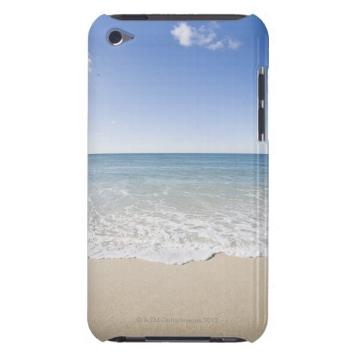 USA, Massachusetts, Waves at sandy beach Barely There iPod Cases