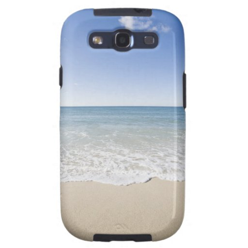 USA, Massachusetts, Waves at sandy beach Samsung Galaxy SIII Cover