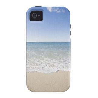 USA, Massachusetts, Waves at sandy beach Vibe iPhone 4 Case