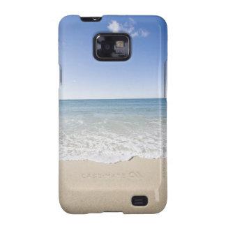 USA, Massachusetts, Waves at sandy beach Galaxy S2 Case