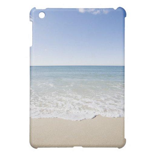 USA, Massachusetts, Waves at sandy beach Cover For The iPad Mini