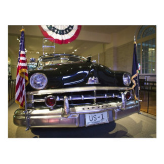 USA, Michigan, Dearborn: The Henry Ford Museum, 2 Postcard