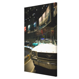 USA, Michigan, Detroit: Ford Rouge Factory Tour, Gallery Wrap Canvas