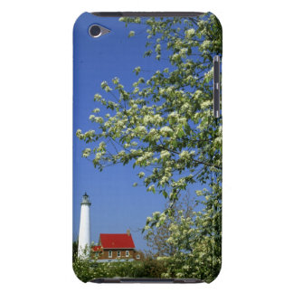 USA, Michigan, East Tawas. Tawas Lighthouse with Barely There iPod Case