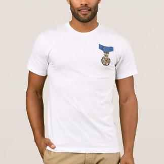USA Military Medal Logo T-Shirt