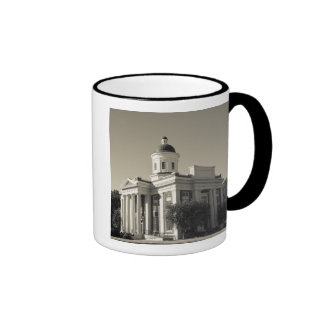 USA, Mississippi, Canton. Cinema town of central Coffee Mugs