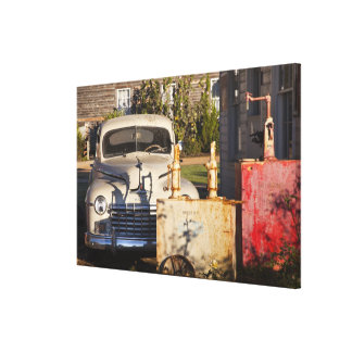 USA, Mississippi, Jackson. Mississippi Gallery Wrapped Canvas