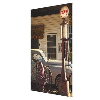 USA, Mississippi, Jackson, Mississippi Stretched Canvas Print