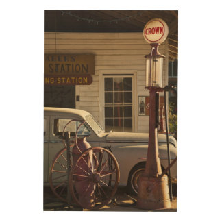 USA, Mississippi, Jackson, Mississippi Wood Print