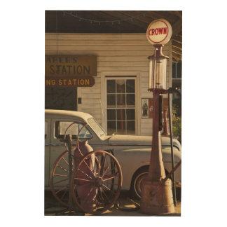 USA, Mississippi, Jackson, Mississippi Wood Canvas