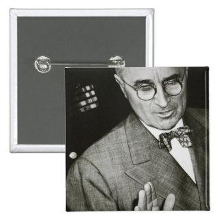 USA, Missouri, Independence, Truman Presidential 15 Cm Square Badge