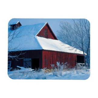 USA, Missouri, Jackson County, Fleming Park Rectangular Photo Magnet