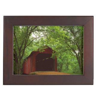 USA, Missouri, Jefferson County, Sandy Creek Keepsake Boxes