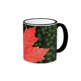 USA, Missouri, Mark Twain National Forest Ringer Mug