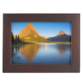 USA, Montana, Glacier National Park 2 Keepsake Boxes