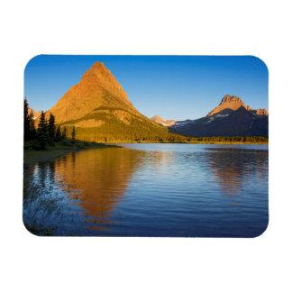 USA, Montana, Glacier National Park 2 Rectangular Photo Magnet