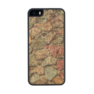 USA, Montana, Glacier National Park 3 Wood iPhone SE/5/5s Case