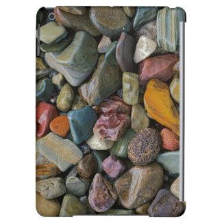 USA, Montana, Glacier National Park, Stones iPad Air Cover