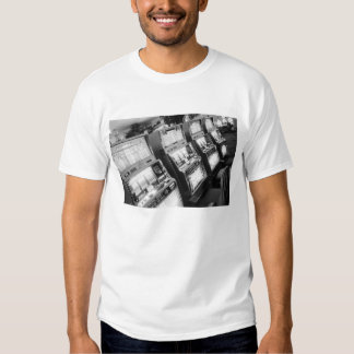 USA, Nevada, Las Vegas: Casino Slot Machines / Shirt