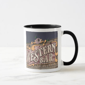 USA, New Mexico, Cloudcroft: Mountain Town (el. Mug