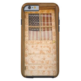 USA, New Mexico, Taos: Taos Indian Pueblo Tough iPhone 6 Case