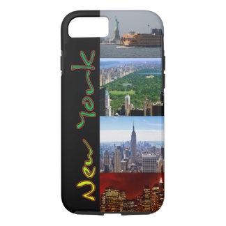 usa new york apple iPhone 7 case design smartphone