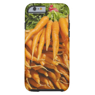 USA, New York City, Carrots for sale 2 Tough iPhone 6 Case