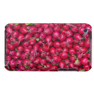 USA, New York City, Radishes for sale Barely There iPod Case