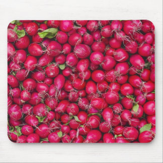 USA, New York City, Radishes for sale Mouse Pad