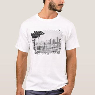 USA, NEW YORK: New York City Lower Manhattan T-Shirt