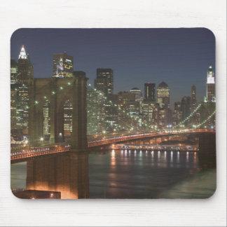 USA, New York, New York City, Manhattan: 10 Mouse Pad