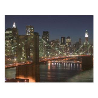 USA, New York, New York City, Manhattan: 10 Postcard