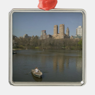 USA, New York, New York City, Manhattan: 17 Metal Ornament