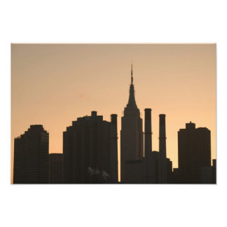 USA, New York, New York City, Manhattan: 5 Photo Print