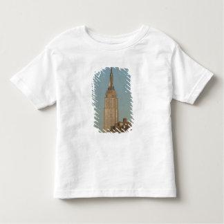 USA, New York, New York City, Manhattan: 7 Toddler T-Shirt