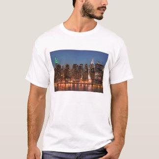USA, New York, New York City, Manhattan: Aerial T-Shirt